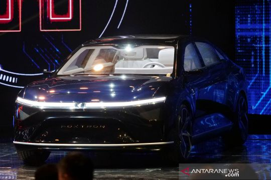 Mobil listrik Foxconn diluncurkan