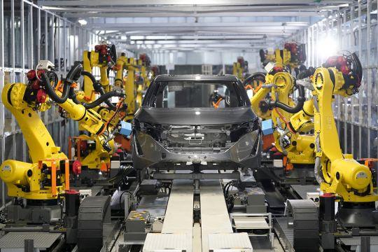 Nissan hadirkan pabrik berobot canggih atasi krisis tenaga kerja