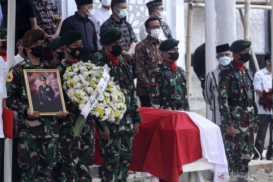 Mantan Mensesneg Sudi Silalahi wafat