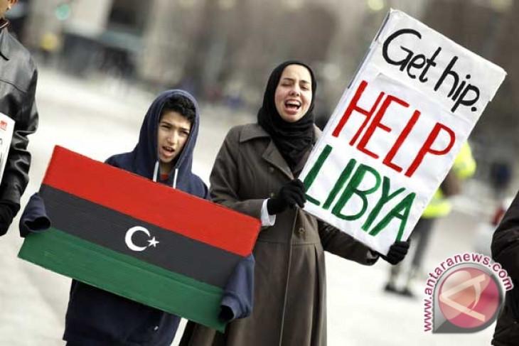 RI calls for protection of innocent civilians in Libya