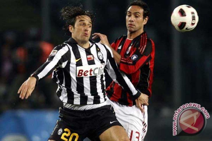 Jadwal Liga Italia: AC Milan, Napoli dan Juventus berebut finis empat besar