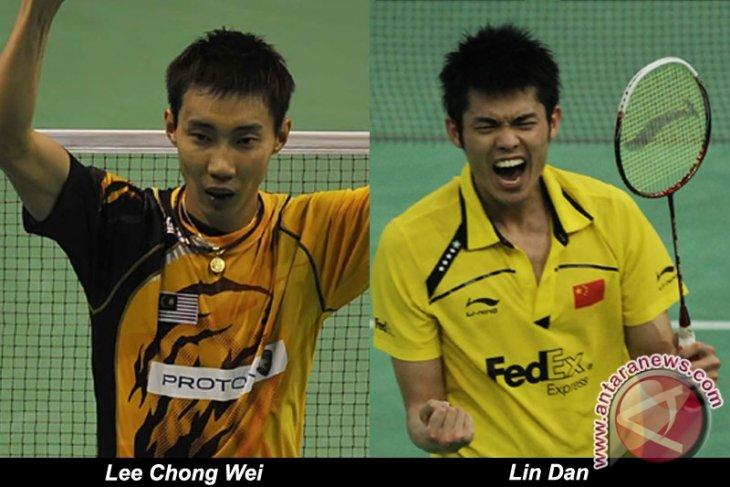 Persembahan puisi Lee Chong Wei untuk  Lin Dan yang nyatakan pensiun