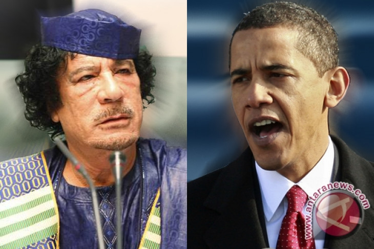 Removing Gaddafi from power will take time: Obama