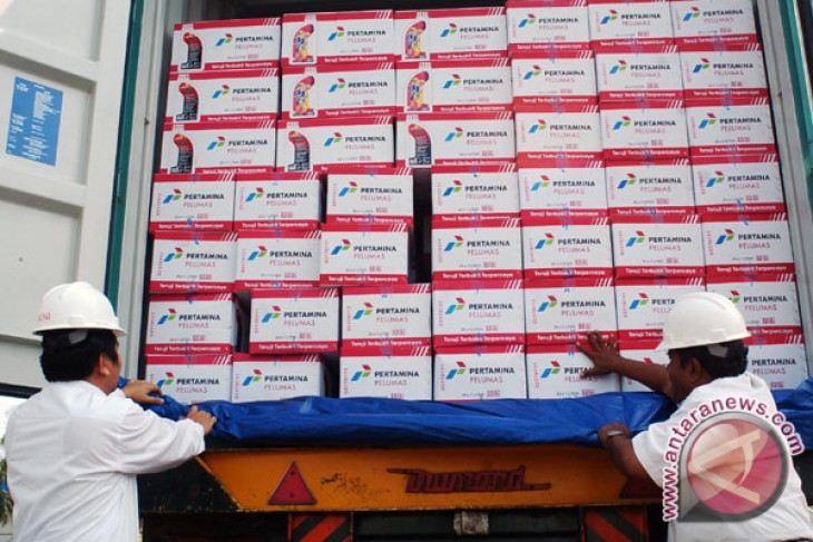 Pertamina to expand lubricants market to US