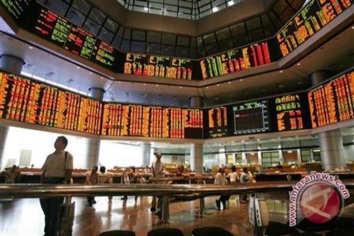 Pasar saham Malaysia ditutup  melemah 0,61 persen