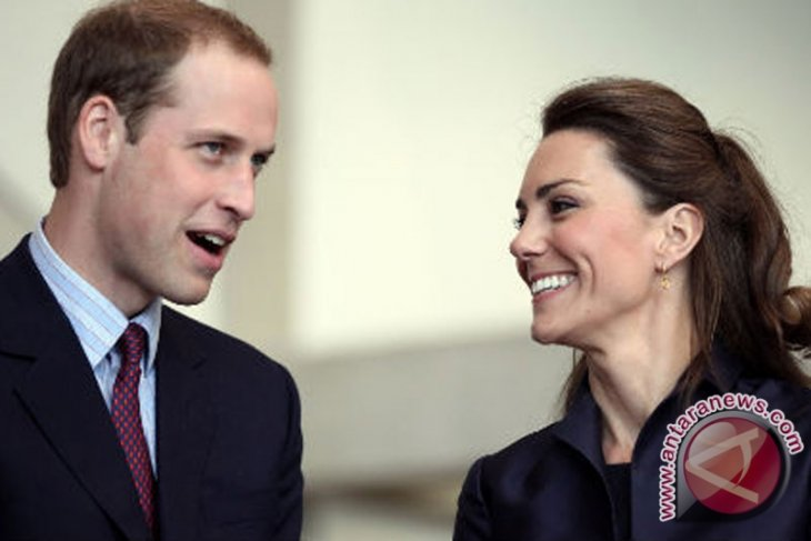 Prince William and princess Catherine arrive in Canada