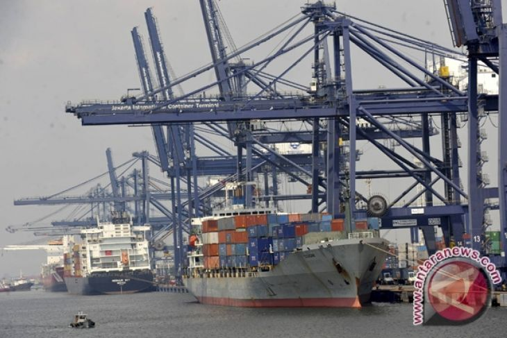 Indonesia fourth in world`s trade volume growth