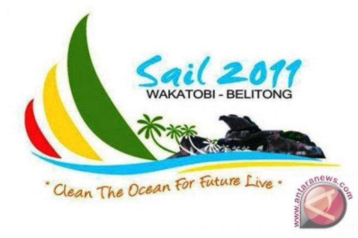 Minister Launches Sail Wakatobi Belitong 2011