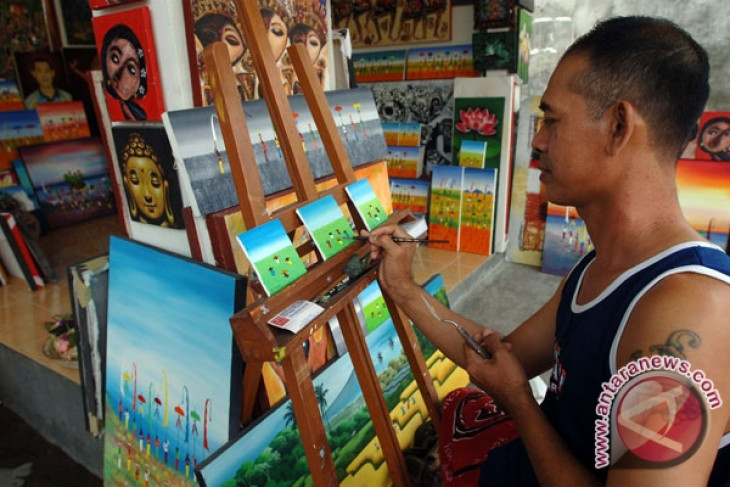 Balinese sculpture exports on the rise