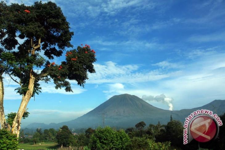 Mt Lokon showing increased activity again