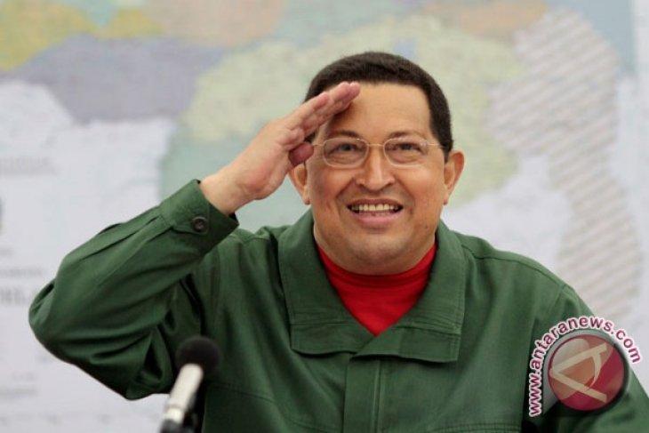 Chavez denounces West over Libya