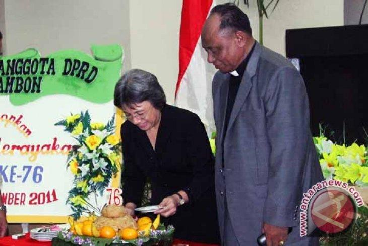 Gubernur Minta GPM Fokus Melayani Umat