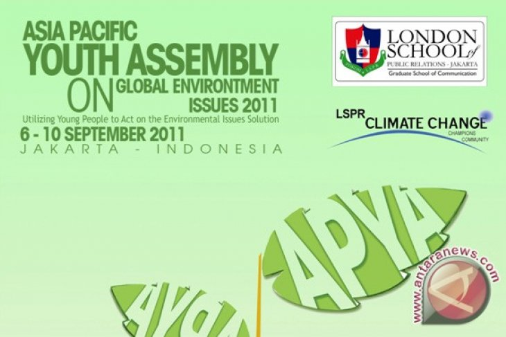 Asia-Pacific youths discuss environmental issues