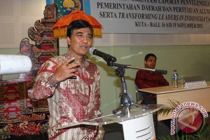 Bupati Kukar Ikut Diklat LPPD Di Bali