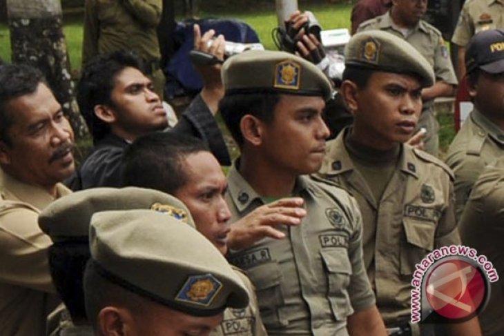 Satpol PP Bengkulu belum memiliki kantor