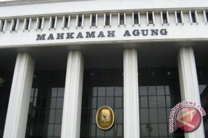 Hakim Agung Maruap Dohmatiga Pasaribu meninggal dunia