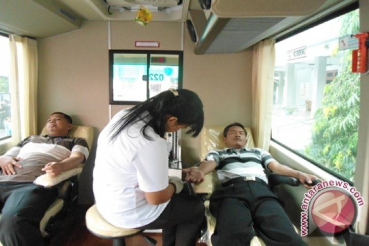 PMI Bengkulu dorong pembentukan unit donor darah