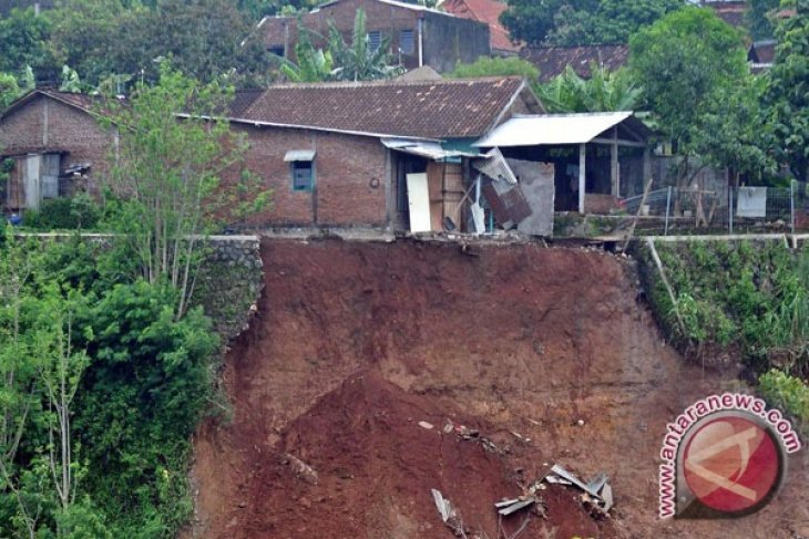 Rejanglebong antisipasi bencana alam tanah longsor