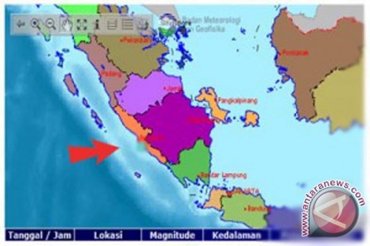 Mewaspadai lempeng Indoaustralia Pantai Barat