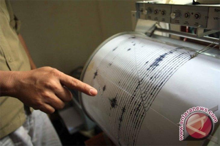 Gempa guncang pesisir selatan Jatim
