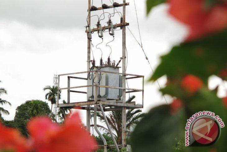 Pembangunan PLTU Pangkalan Susu hampir selesai