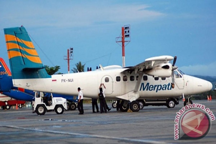 Merpati denies its plane missing in Papua