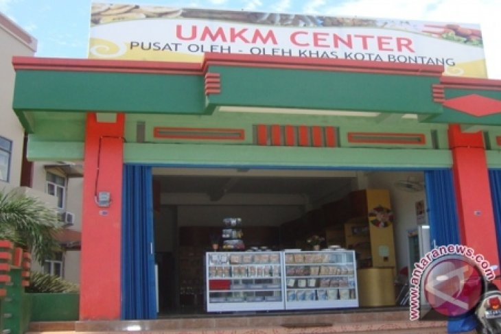 UMKM Center Dongkrak Penjualan IKM