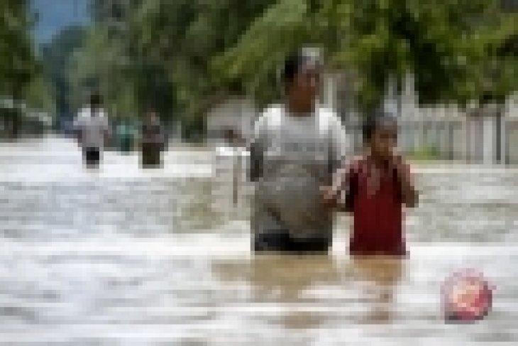 Tiga Kecamatan Dilanda Banjir