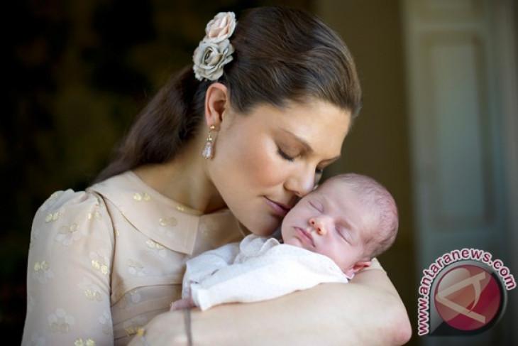Putri Mahkota Swedia Victoria tertular virus corona