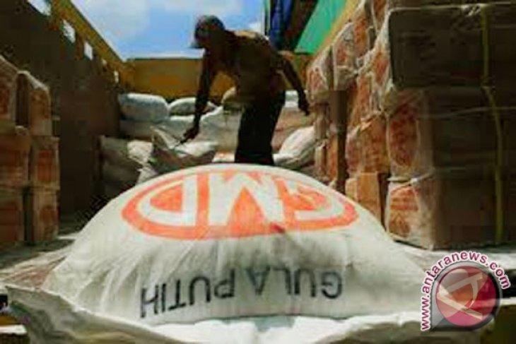 Harga gula pasir naik 100 persen