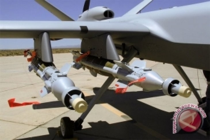 Yaman Akui Penggunaan Pesawat Tak Berawak AS