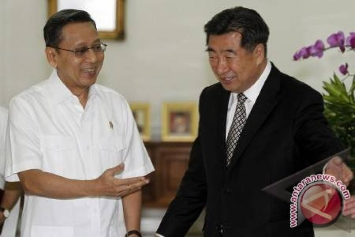 Indonesia-China Berkepentingan Kerja Sama Pertanian