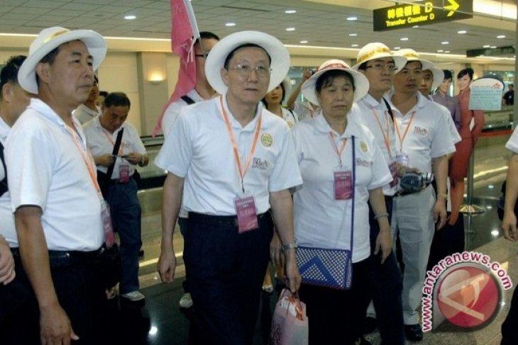 Indonesia Targetkan 600 Ribu Wisman China pada 2012