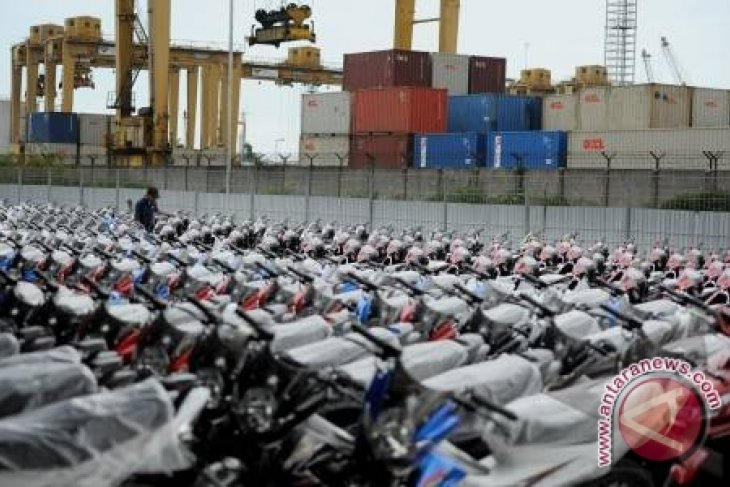 Penjualan Sepeda Motor Honda Turun