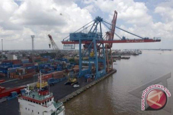 Surplus perdagangan Kalbar terbesar