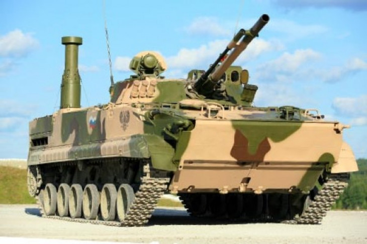 RI purchases 37 BMP-3F tanks from russia - (d)