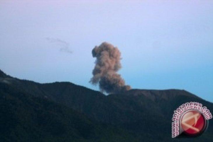 Gunung Marapi Semburkan Abu Vulkanik Setinggi 200 Meter