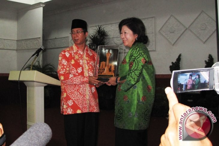 Plt Gubernur harapkan Menparekraf promosikan wisata Bengkulu