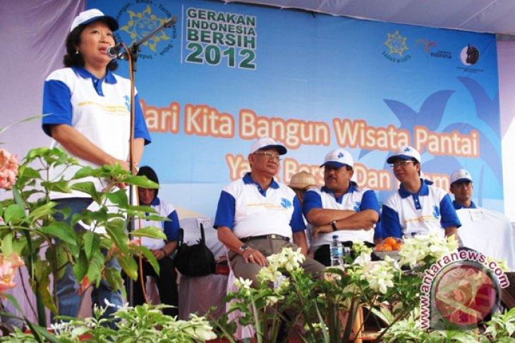 Menparekraf canangkan Gerakan Nasional Indonesia Bersih