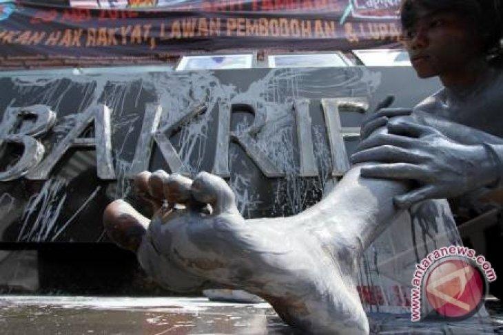 8 Tahun Semburan Lumpur Lapindo, Korban Lakukan Istighasah