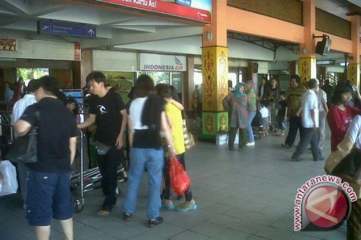 Kabut Asap Lumpuhkan Aktivitas Bandara Supadio
