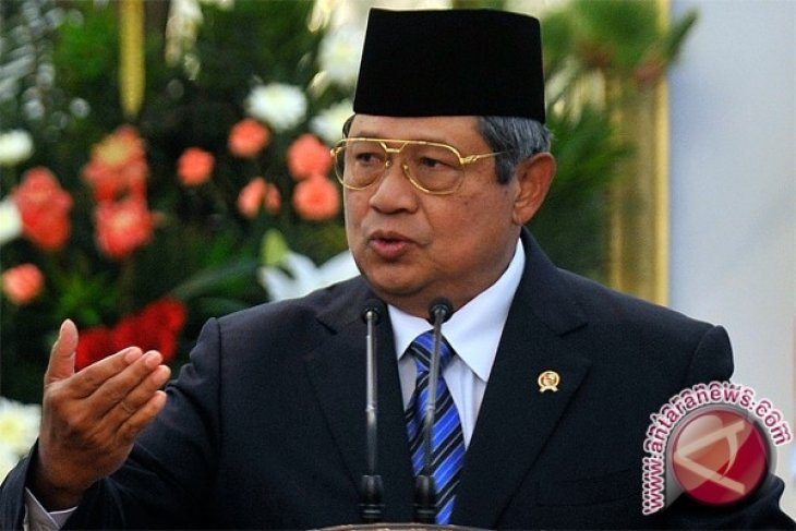 Presiden SBY Buka Rapim KPU Evaluasi Pelaksanaan Pemilu