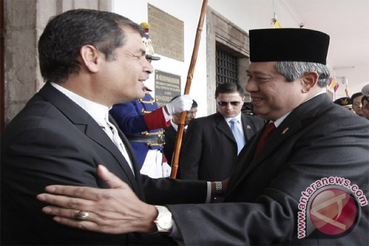 Ecuador cooperation with indonesia part of diversification policy