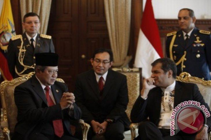 Indonesia, Ecuador agree to explore enhanced cooperation in energy