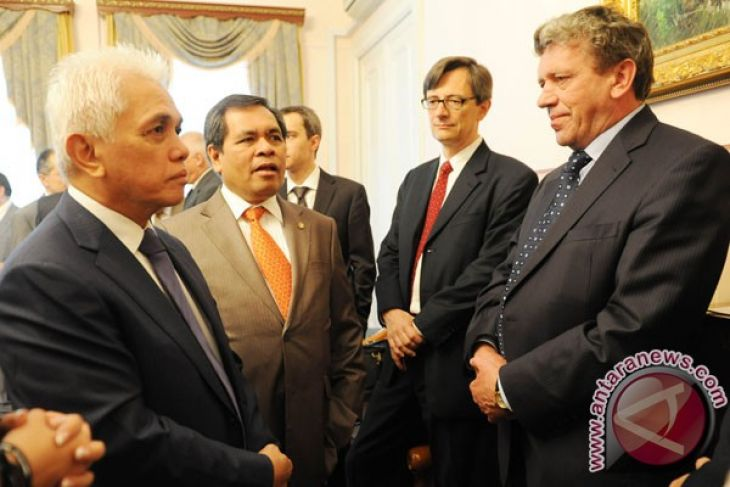 Indonesia-Russia joint commission meets in Moscow