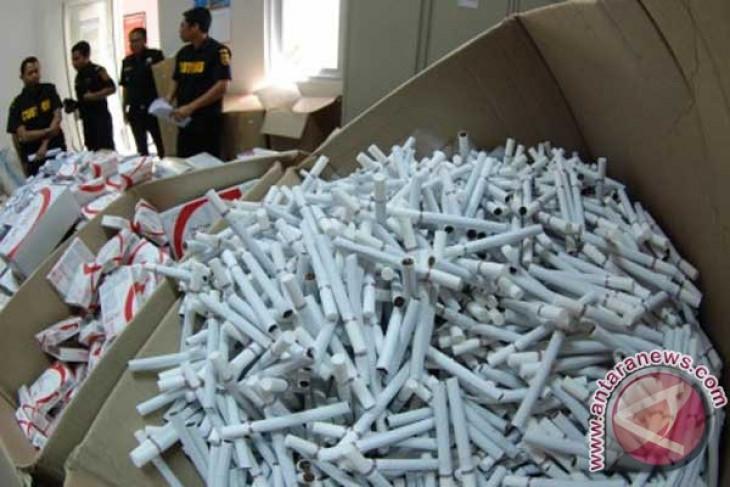 Customs seizes 311,148 illegal cigarettes