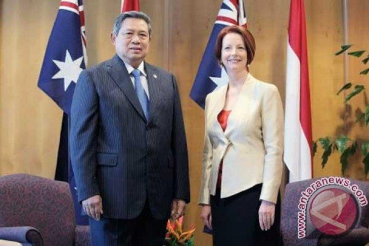 President Yudhoyono calls for implementation of Australian extradition treaty