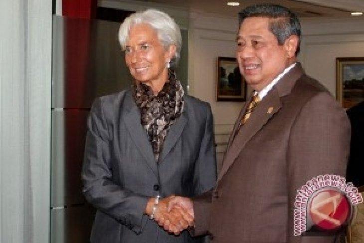 Indonesia Sekarang Gagah di depan IMF