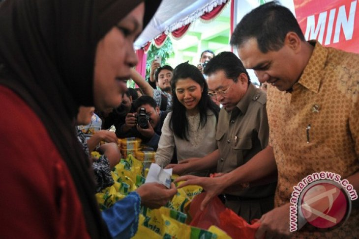 Indonesian govt guarantees food stocks, prices during Idul Fitr holidays