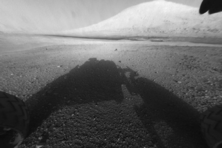 Russian Mars water sniffer goes online